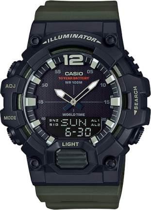 Наручные часы кварцевые мужские Casio Illuminator Collection HDC-700-3A