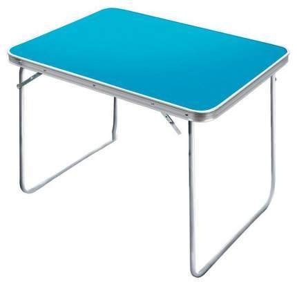 Туристический стол Nika ССТ-5 серый/голубой