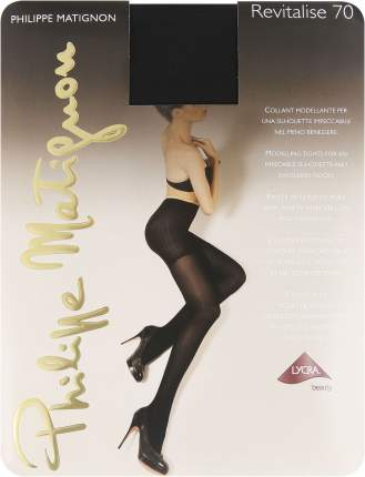 Колготки Philippe Matignon REVITALISE 40 / Nero (Черный) / 3 (M)