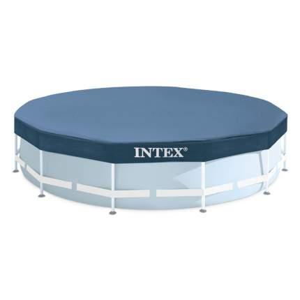 Тент для каркасных бассейнов  intex, диаметр 366 см, арт, 28031, Интекс