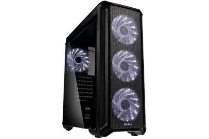 Компьютерный корпус Zalman i3 Edge без БП black/transparent