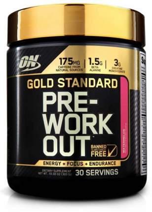 Optimum Nutrition Gold Standart Pre-Workout 300 г (вкус: арбуз)