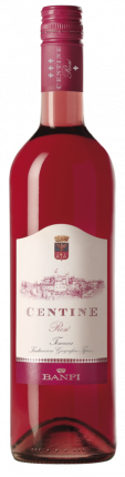 Вино Centine Rose, Castello Banfi, 2017 г.