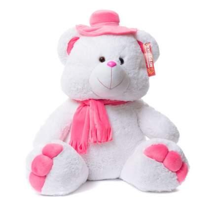 Мягкая игрушка Мишка в шляпе большой 90 см Нижегородская игрушка См-383-5
