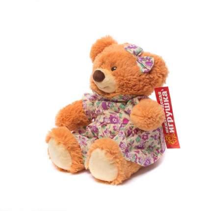 Мягкая игрушка Медведь в платье малый 30 см Нижегородская игрушка См-707-5