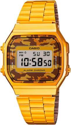 Наручные часы электронные мужские Casio Collection A-168WEGC-5E