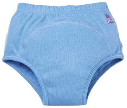 Трусы детские Bambino mio хлопковые приучаемся к горшку 2-3 года(13-16 кг) голубые