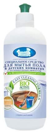 Средство для мытья пола Наша Мама с антимикробным эффектом 500 мл
