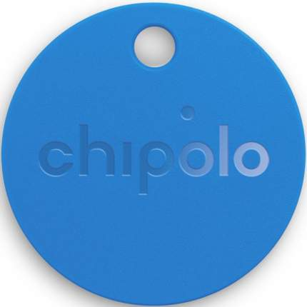 Поисковый трекер Chipolo Plus (CH-CPM6-BE-O-G) синий