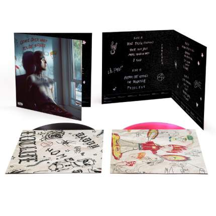 Lil' Peep Come Over When You're Sober, Pt, 1 & Pt, 2 (Deluxe Edition)(2LP)