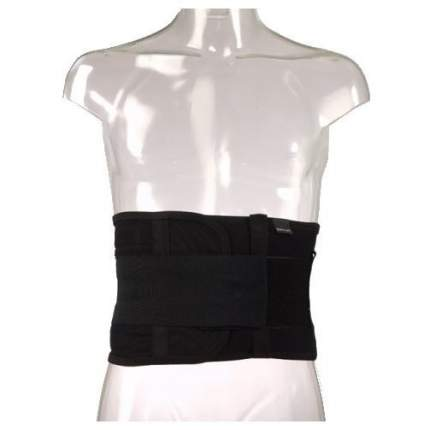 Бандаж ортопедический Комф-Орт К 600, поясничный черный