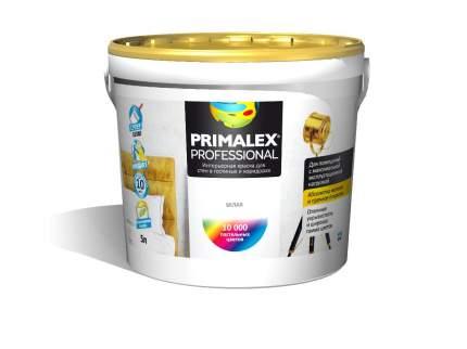 Краски для внутренних работ Primalex Prof base прозр  5л, 426855