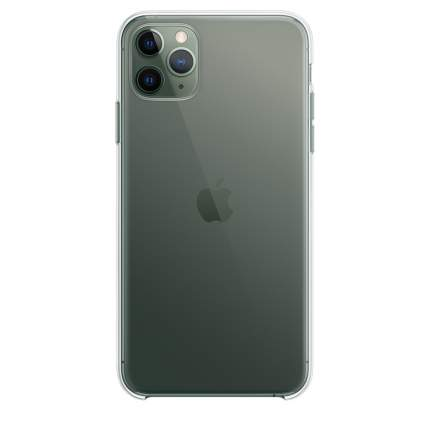 Чехол Apple для iPhone 11 Pro Max Clear Case