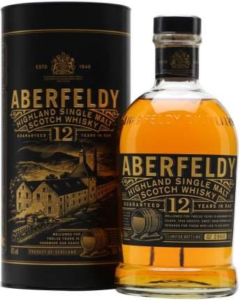 Виски Aberfeldy 12 Years Old 0.7 л