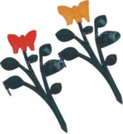 """Заборчик """"цветы-бабочки"""" РЕПКА к8312"""