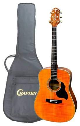 Акустическая гитара CRAFTER MD-60 AM  Чехол