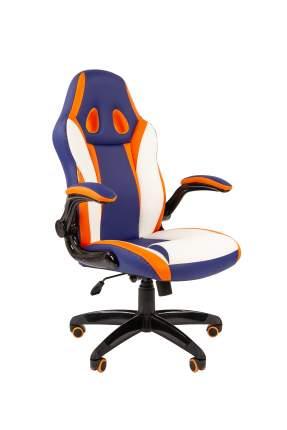 Офисное кресло Chairman game 15 Россия экопремиум mixcolor