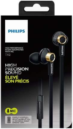 Наушники Philips TX2BK/00 Black