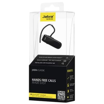 Гарнитура Bluetooth Jabra Classic Black