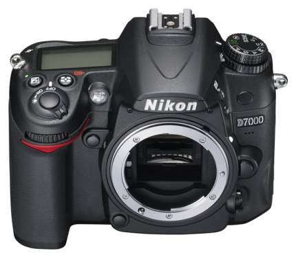 Фотоаппарат зеркальный Nikon D7000 Body Black