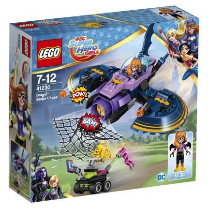 Конструктор LEGO DC Super Hero Girls Бэтгёрл: погоня на реактивном самолёте (41230)