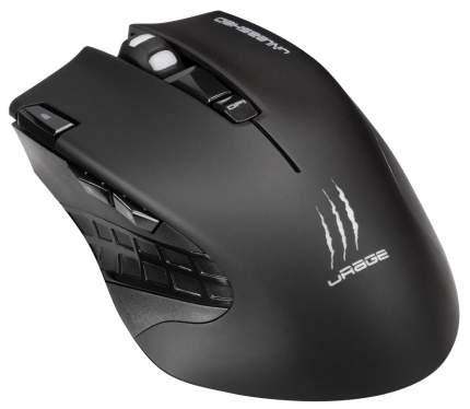 Беспроводная игровая мышь Hama Unleashed Black (113733)