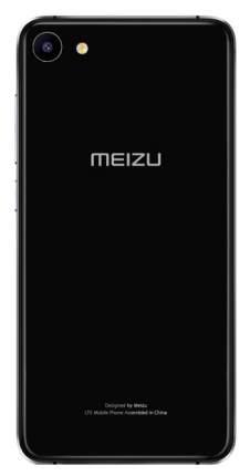 Смартфон Meizu U20 16Gb Gray Black
