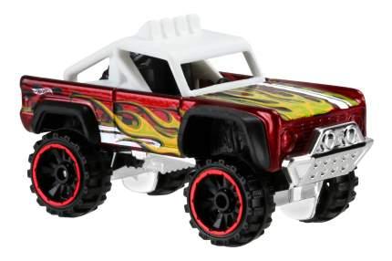 Машинка Hot Wheels CUSTOM Ford BRONCO 5785 DHR56