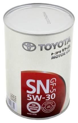 Моторное масло Toyota N 5W-30 1л
