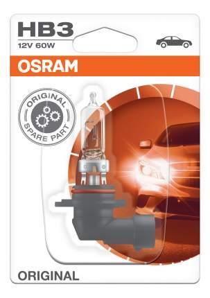 Лампа галогенная автомобильная OSRAM 9005