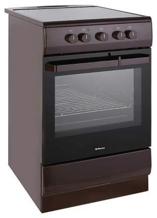 Электрическая плита Hansa FCCB54000 Brown