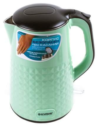Чайник электрический Endever KR-237S Green