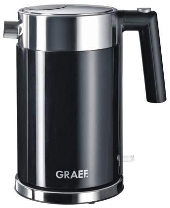 Чайник электрический Graef WK 62 Black