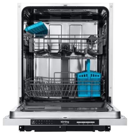Встраиваемая посудомоечная машина 60 см Korting KDI 60130 Белый