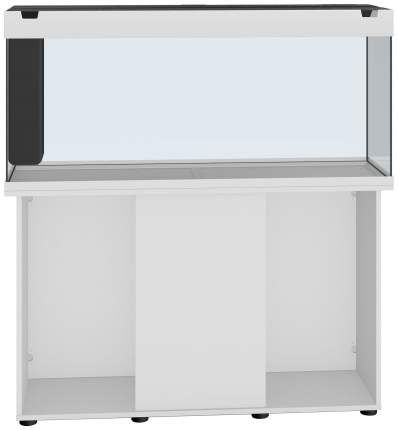 Аквариум для рыб Juwel РИО 240, влагозащитная поверхность, белый, 240 л