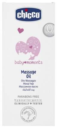 Масло для тела детское Chicco Baby Moments Массажное 200 мл