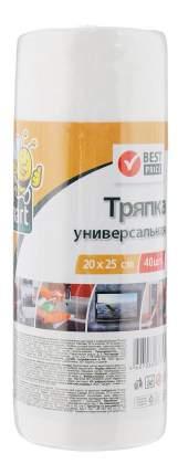 Тряпка для уборки BEESMART Универсальная 20x25 см 40 шт