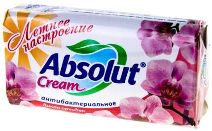 Косметическое крем-мыло Absolut Nature Дикая орхидея антибактериальное 90 г