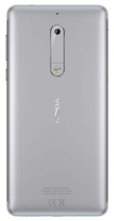 Смартфон Nokia 5 DS TA-1053 16Gb Silver