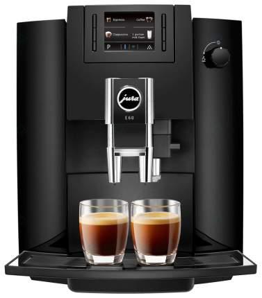 Кофемашина автоматическая Jura E60 15082 Black