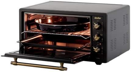 Мини-печь Simfer Albeni Plus Comfort M4573 Black