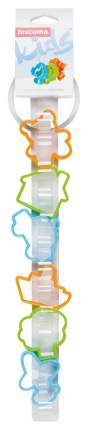 Набор для выпечки Tescoma Delicia 630921 Голубой; Зеленый; Оранжевый