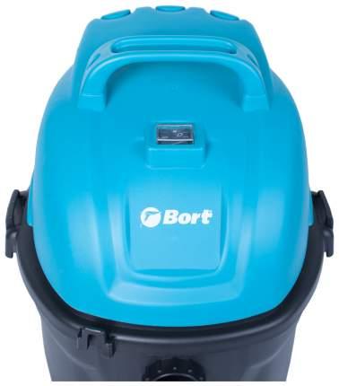 Пылесос строительный Bort BSS-1008 91271686 Синий, черный