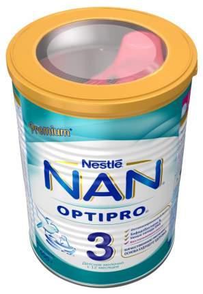 Молочная смесь 3 (от года) NAN Optipro 400 г