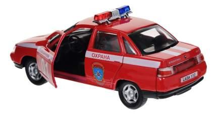 Коллекционная модель Lada 110 Пожарная охрана Autotime 7866 1:36