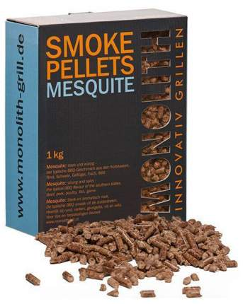 Щепа для копчения Monolith Mesquite Wood Chips 201105