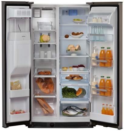 Холодильник Whirlpool WSF 5574 A+NX Silver