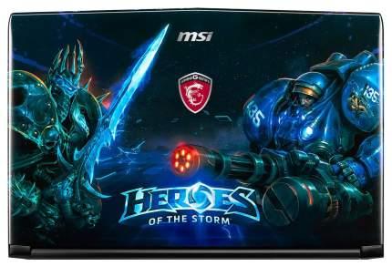 Ноутбук игровой MSI Apache Pro Heroes Special Edition GE62 6QD-244RU 9S7-16J552-244