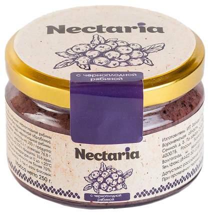 Мед Nectaria черноплодная рябина 250 г