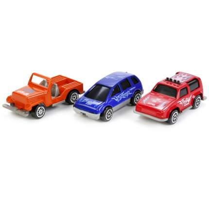 Парковка Играем Вместе с 3 машинками